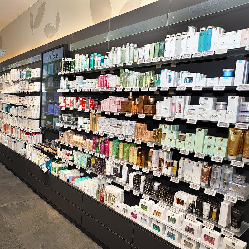 Apotheke Berlin - Große Auswahl an Kosmetikmarken